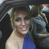 Edurne en la boda de Risto Mejide y Laura Escanes
