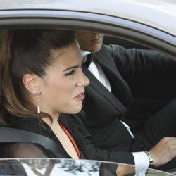Roko en la boda de Risto Mejide y Laura escanes