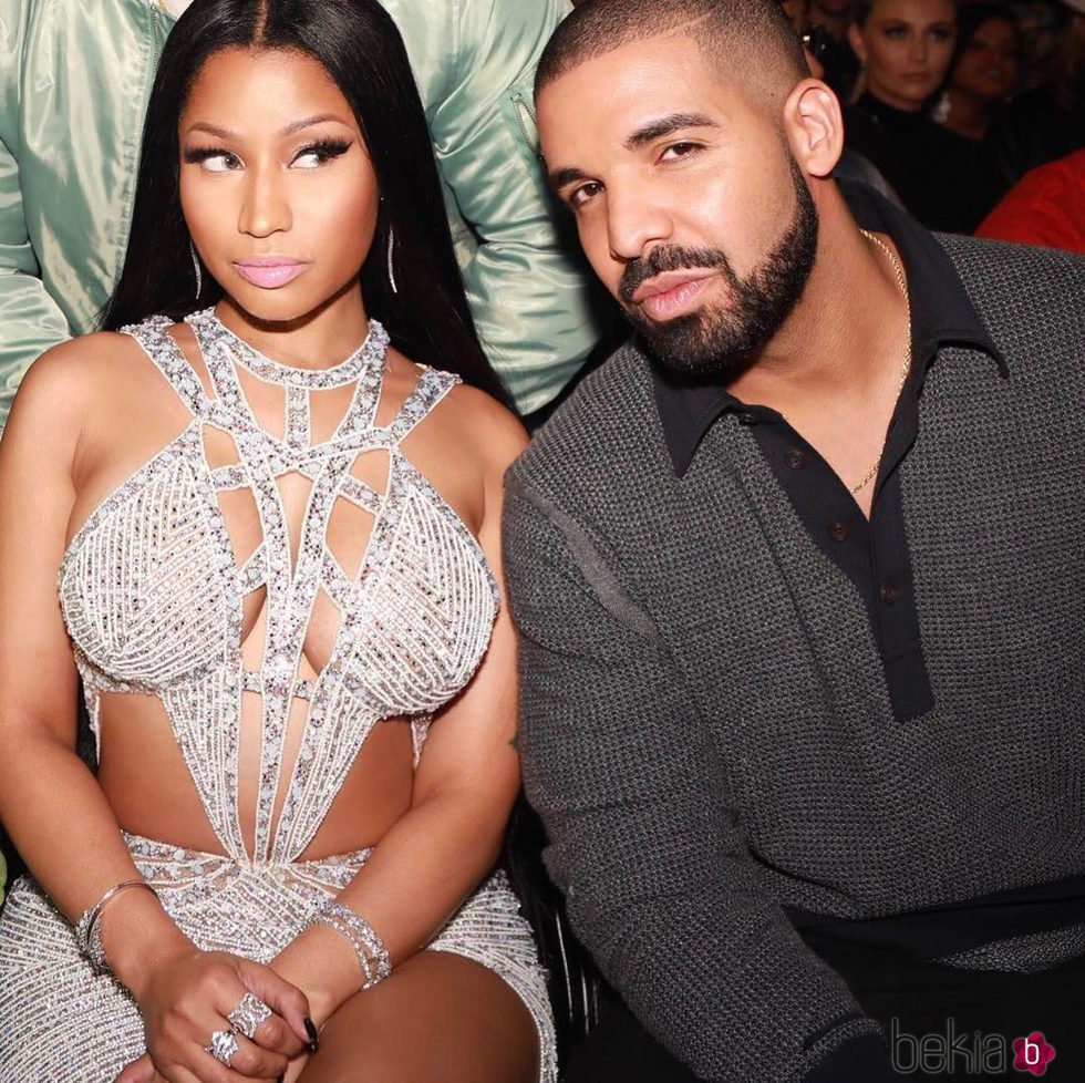 Nicki Minaj  y Drake en los Billboard 2017