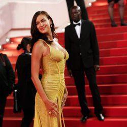 Irina Shayk en el Festival de Cine de Cannes 2017 dos meses después de ser madre