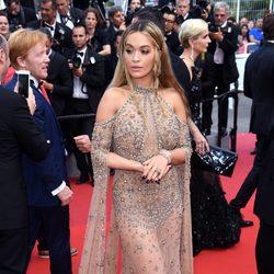Rita Ora en el Festival de Cannes 2017