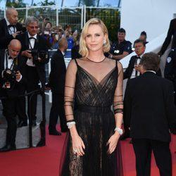 Charlize Theron en el Festival de Cannes 2017