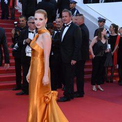 Jessica Chastain en el Festival de Cannes 2017