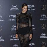 Irina Shayk en la fiesta de L'Oreal en Cannes 2017