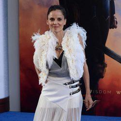 Elena Anaya en el estreno de 'Wonder Woman' en Los Angeles