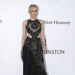 Diane Kruger en la Gala amfAR del Festival de Cannes 2017