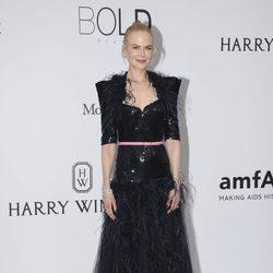 Nicole Kidman en la Gala amfAR del Festival de Cannes 2017