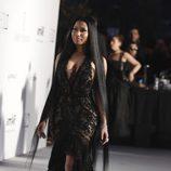 Nicki Minaj en la Gala amfAR del Festival de Cannes 2017