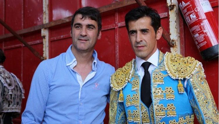 Jesulín de Ubrique visita a su hermano Víctor Janeiro