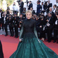 Hofit Golan en la gala de clausura de Cannes 2017