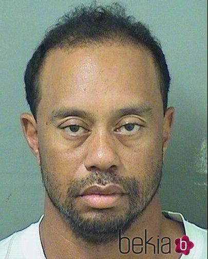 Tiger Woods detenido por conducir bajo los efectos del alcohol