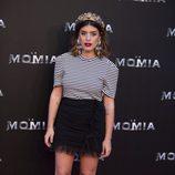 Dulceida en la presentación de 'La Momia' en Madrid