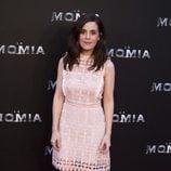 Nuria Gago en la presentación de 'La Momia' en Madrid