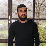 Mario Casas en la presentación de 'Bajo la piel del lobo'
