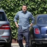 Ben Affleck con una nueva imagen en Los Angeles