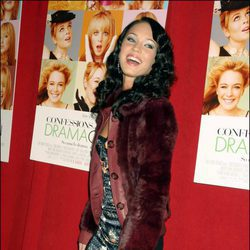 Megan Fox en el estreno de 'Quiero ser superfamosa'