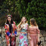 Tatiana Santo Domingo, Beatrice Borromeo y Alexandra de Hannover en los MCFW Fashion Awards 2017