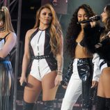 Little Mix en el concierto benéfico One Love Manchester