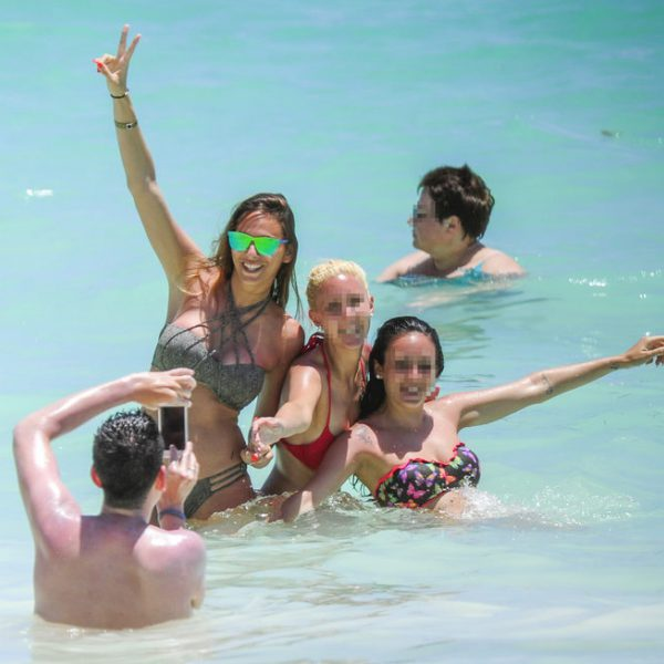 Kiko Rivera e Irene Rosales de relax en Punta Cana