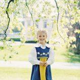 Estela de Suecia en el Día Nacional de Suecia de 2017