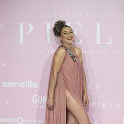 Mariola Fuentes en la Premiere de 'Pieles'