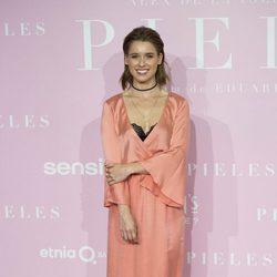 Manuela Vellés en la Premiere de 'Pieles'