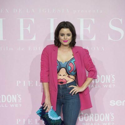 Adriana Torrebejano en la Premiere de 'Pieles'
