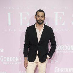 Paco León en la Premiere de 'Pieles'