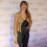 Aina Clotet en la presentación del nuevo disco de Shakira, 'El Dorado'