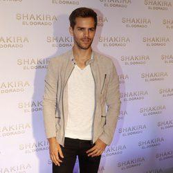 Marc Clotet en la presentación del nuevo disco de Shakira, 'El Dorado'