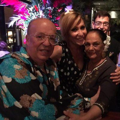 Rappel, Rosa Benito y la Chunga en una boda por el rito tailandés