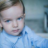 El Príncipe Nicolás de Suecia cumple dos años