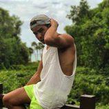 Christian Casas disfrutando de unas vacaciones en Riviera Maya