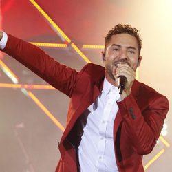 David Bisbal triunfa en su concierto en el Palau Sant Jordi