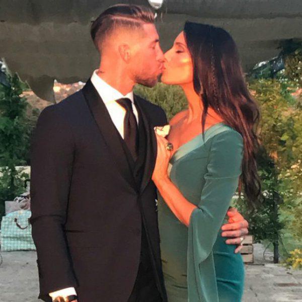 La discreta boda de Macarena Rodríguez y Lucas Váquez