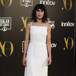 Nerea Barros en los Premios Yo Dona Internacional 2017