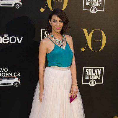Nerea Garmendia en los Premios Yo Dona Internacional 2017