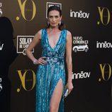 Nieves Álvarez en los Premios Yo Dona Internacional 2017