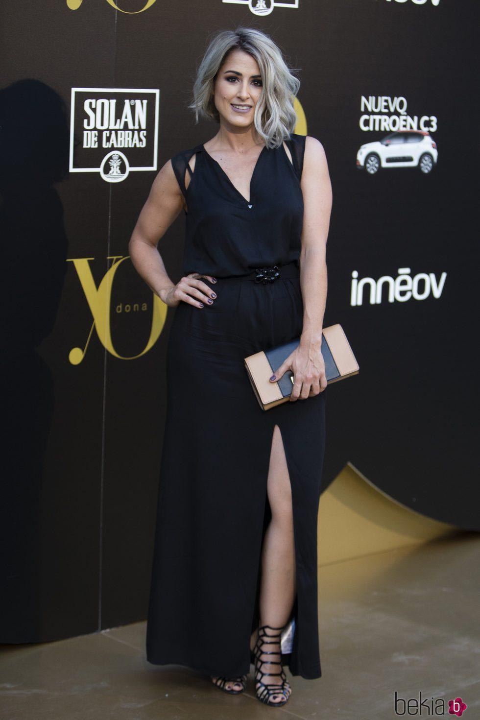 Barei en los Premios Yo Dona Internacional 2017