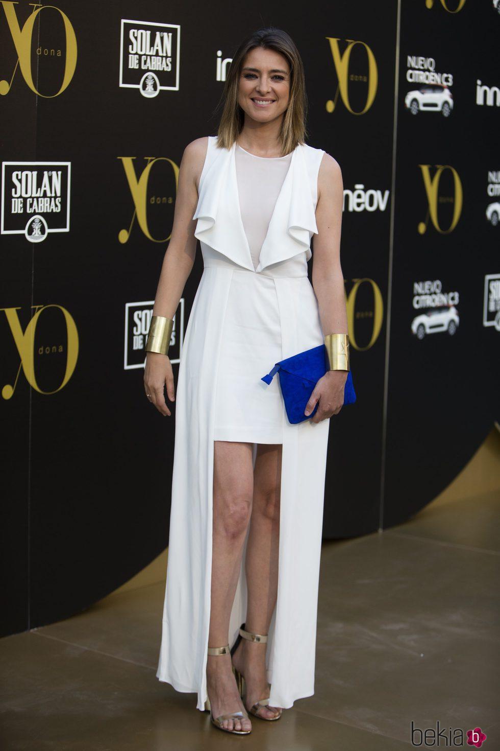 Sandra Barneda en los Premios Yo Dona Internacional 2017