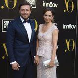 Juan Peña y Sonia González en los Premios Yo Dona Internacional 2017
