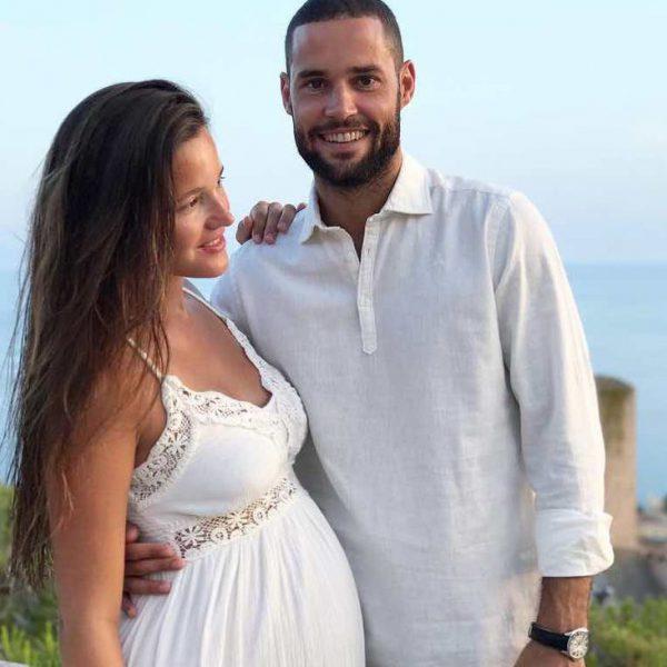 La boda sorpresa de Malena Costa y Mario Suárez