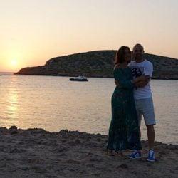 Andrés Iniesta y Anna Ortiz celebran sus 10 años de amor