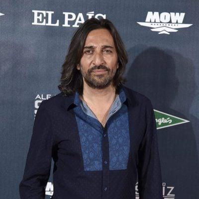 Antonio Carmona en el concierto de Alejandro San 'Más es más' en Madrid