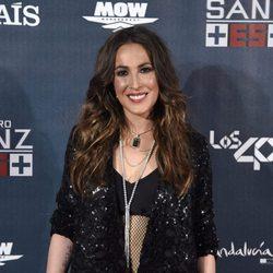 Malú en el concierto de Alejandro San 'Más es más' en Madrid