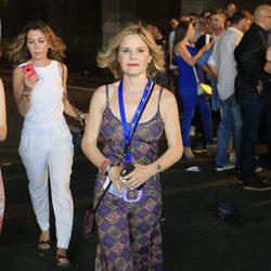 Eugenia Martínez de Irujo llegando al concierto de Alejandro Sanz 'Más es más' en Madrid