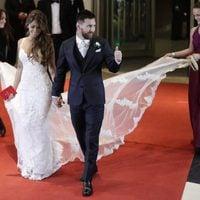 La gran boda de Leo Messi y Antonella Roccuzzo