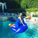 Sofía Vergara disfruta de la fiesta del 4 de julio