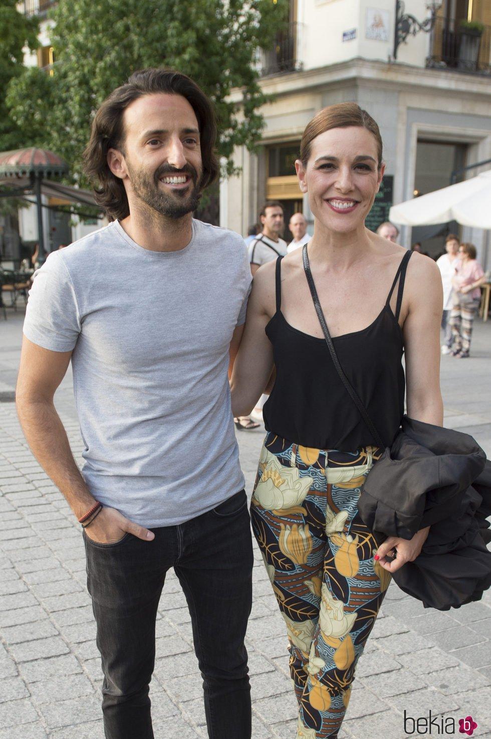 Raquel Sánchez Silva y su novio Matias Dumont asisten al concierto de Sting en Madrid