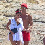Cristiano Ronaldo y Georgina Rodríguez en Formentera